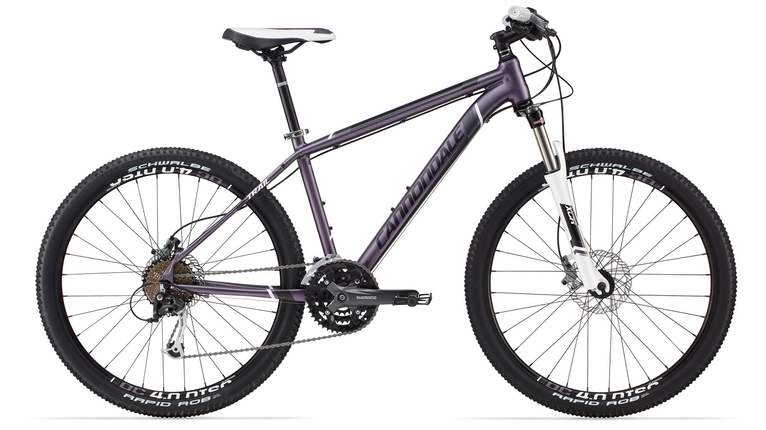 bike - 2014 Cannondale Trail Women's 4