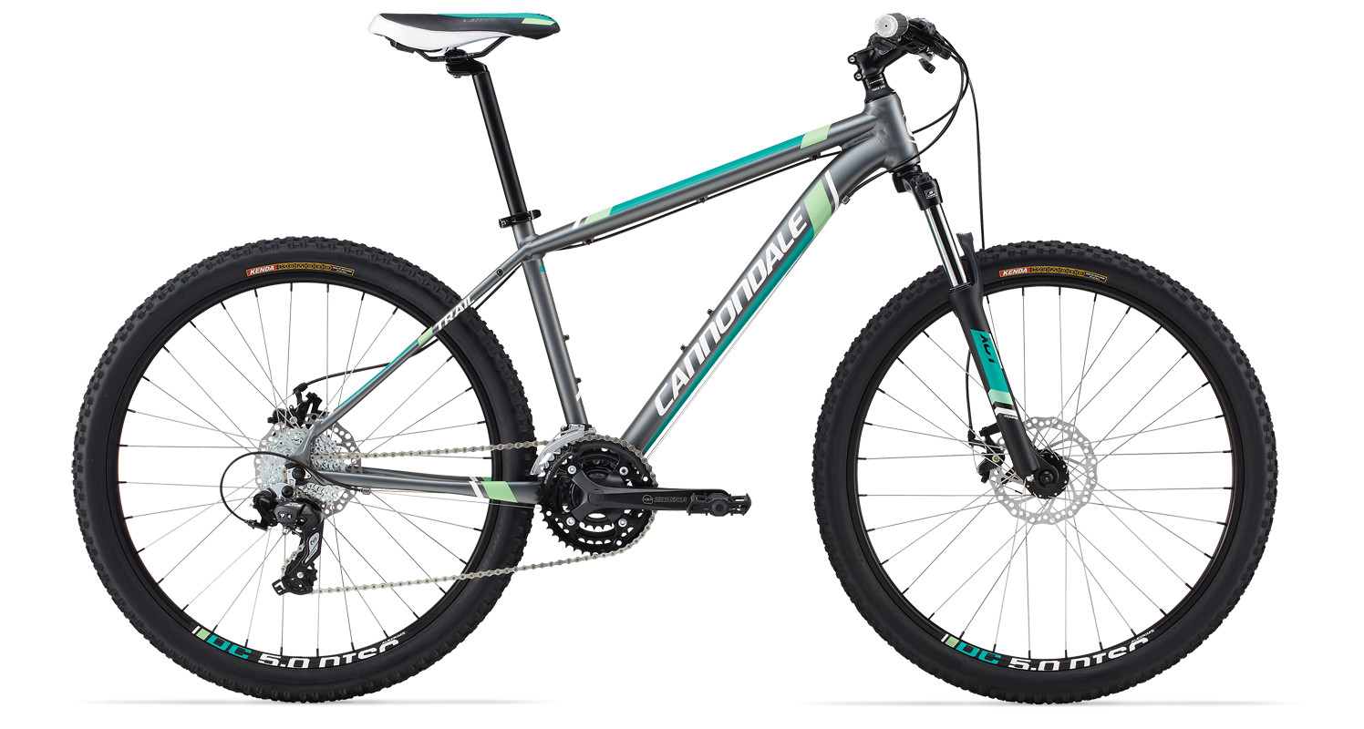 bike - 2014 Cannondale Trail Women's 7