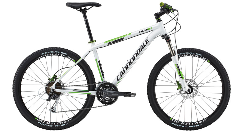 bike - 2014 Cannondale Trail 4