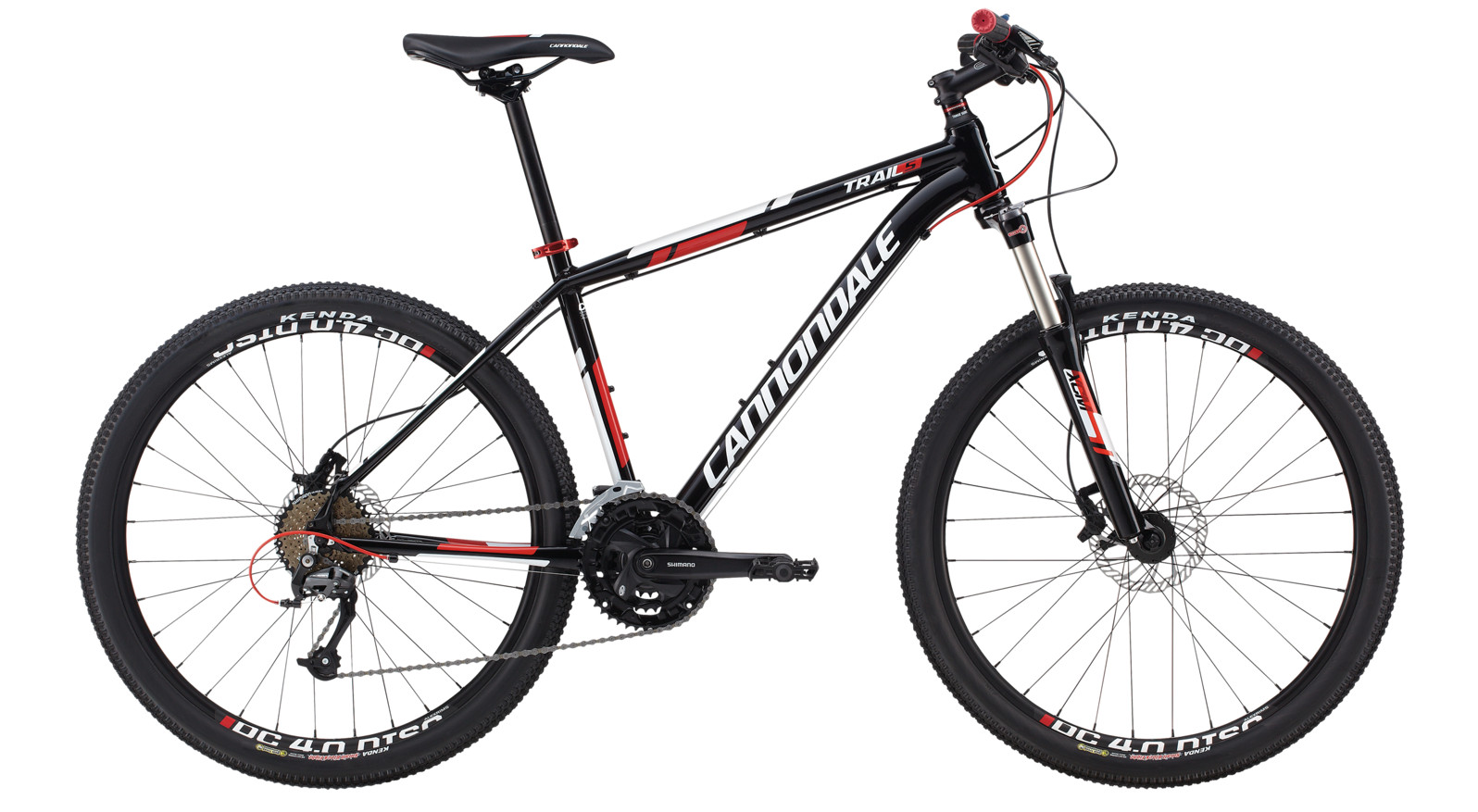 bike - 2014 Cannondale Trail 5