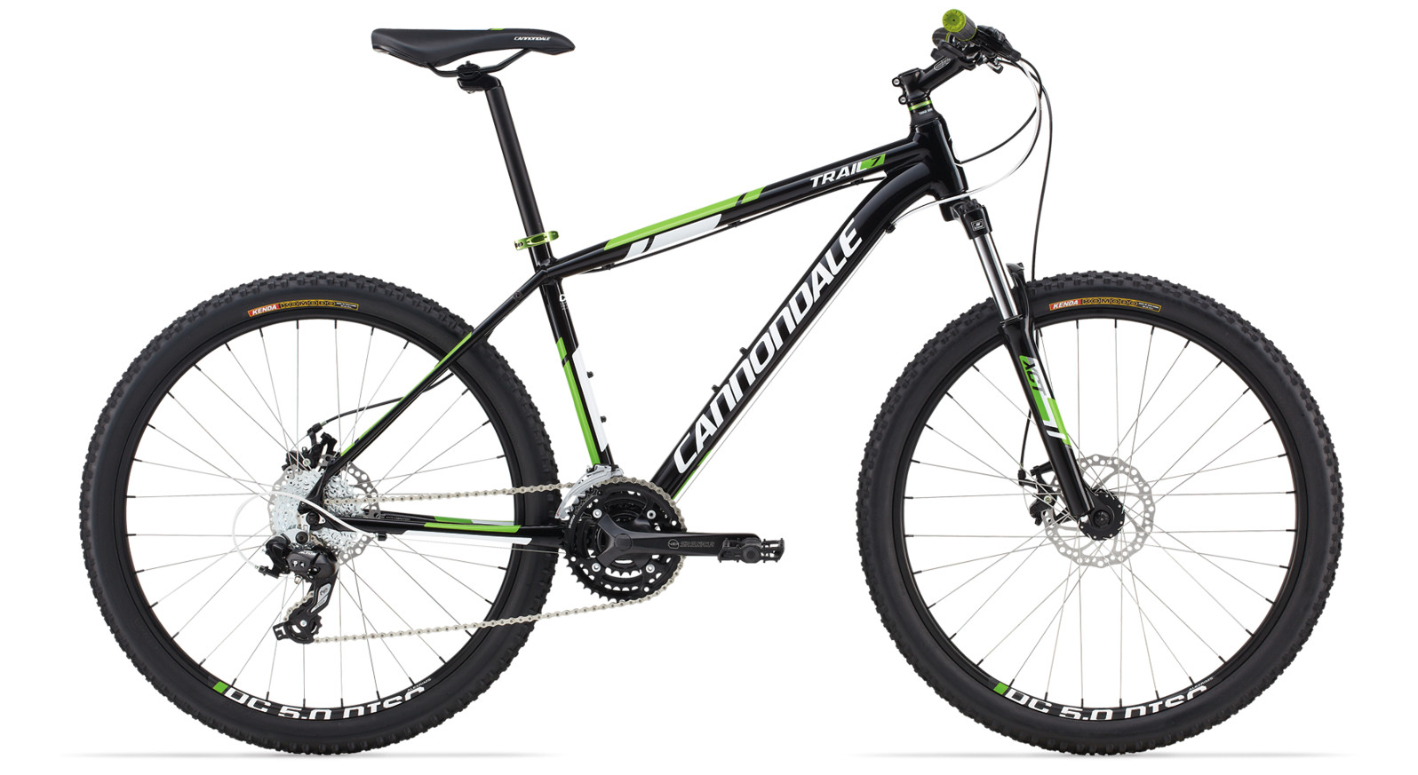 bike - 2014 Cannondale Trail 7