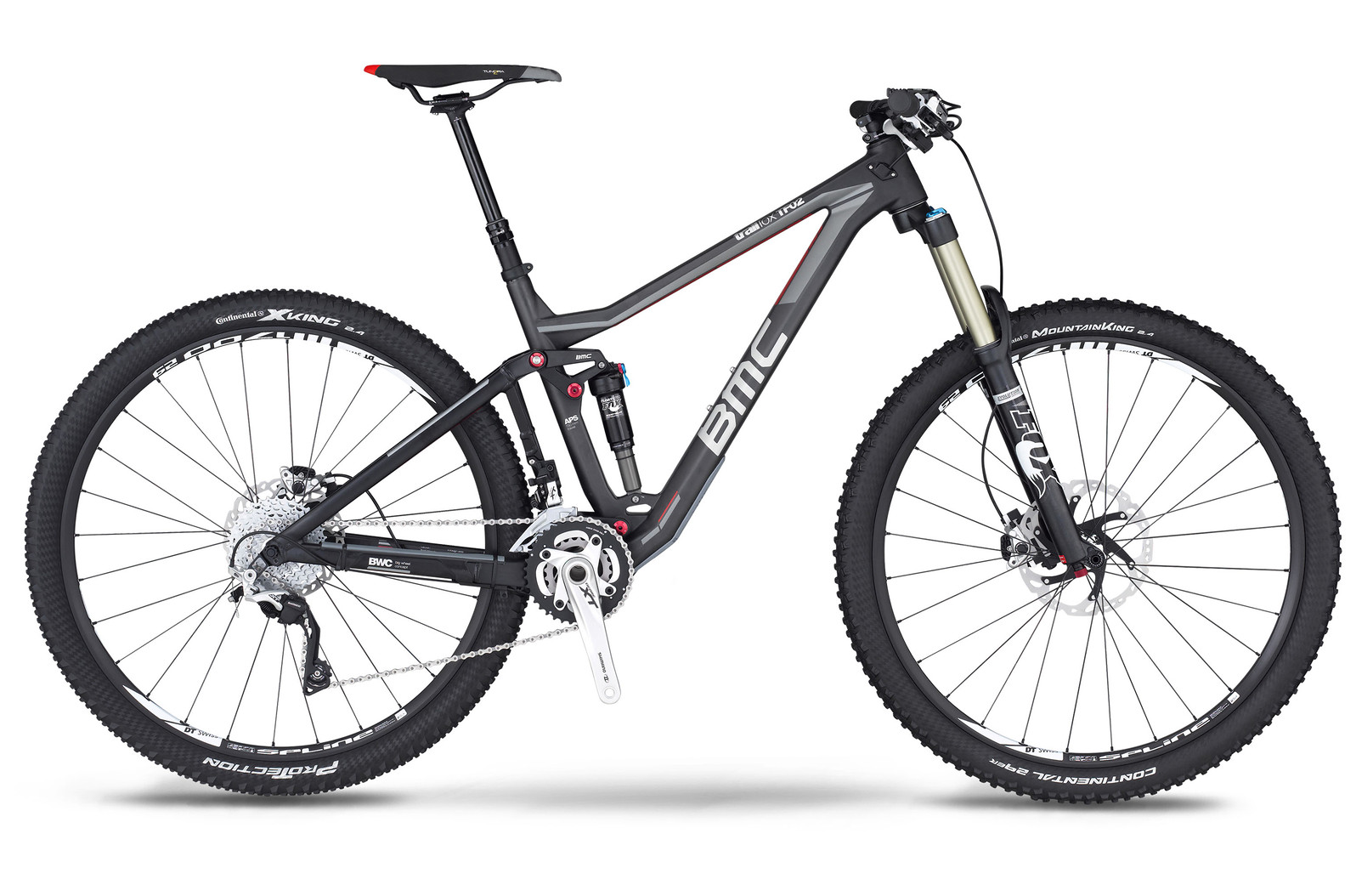 bike - 2014 BMC Trailfox TF02 with XT