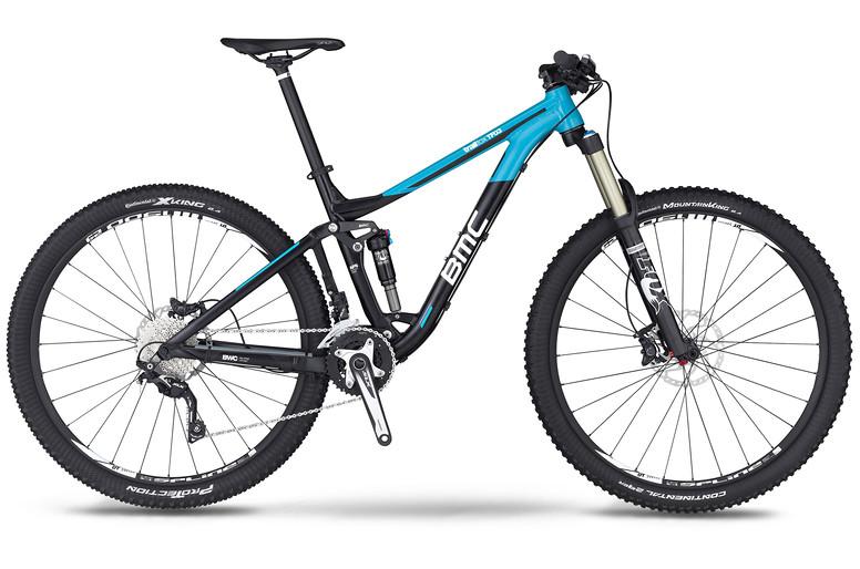 bike - 2014 BMC Trailfox TF03 with SLX