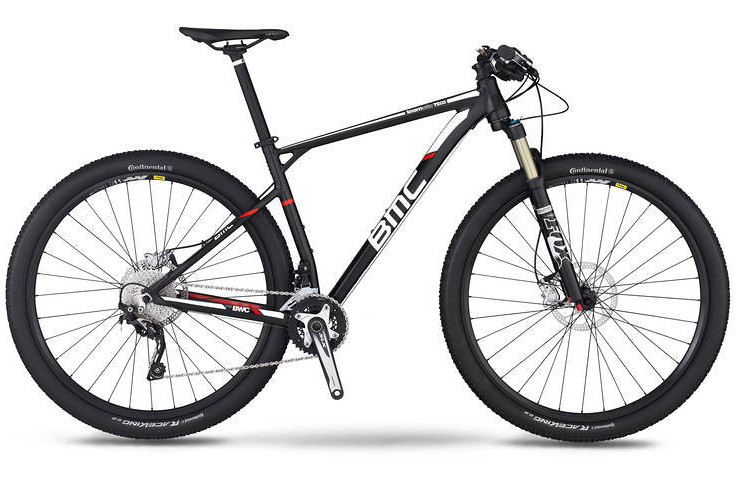 bike - 2014 BMC Teamelite TE03 29 with SLX-Deore