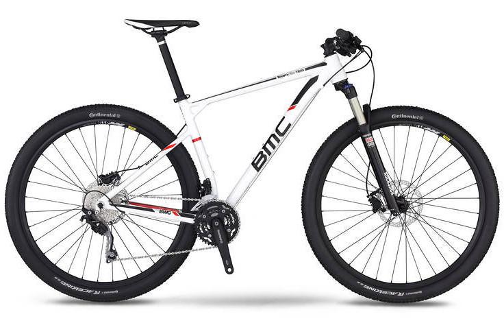 bike - 2014 BMC Teamelite TE03 29 with Deore
