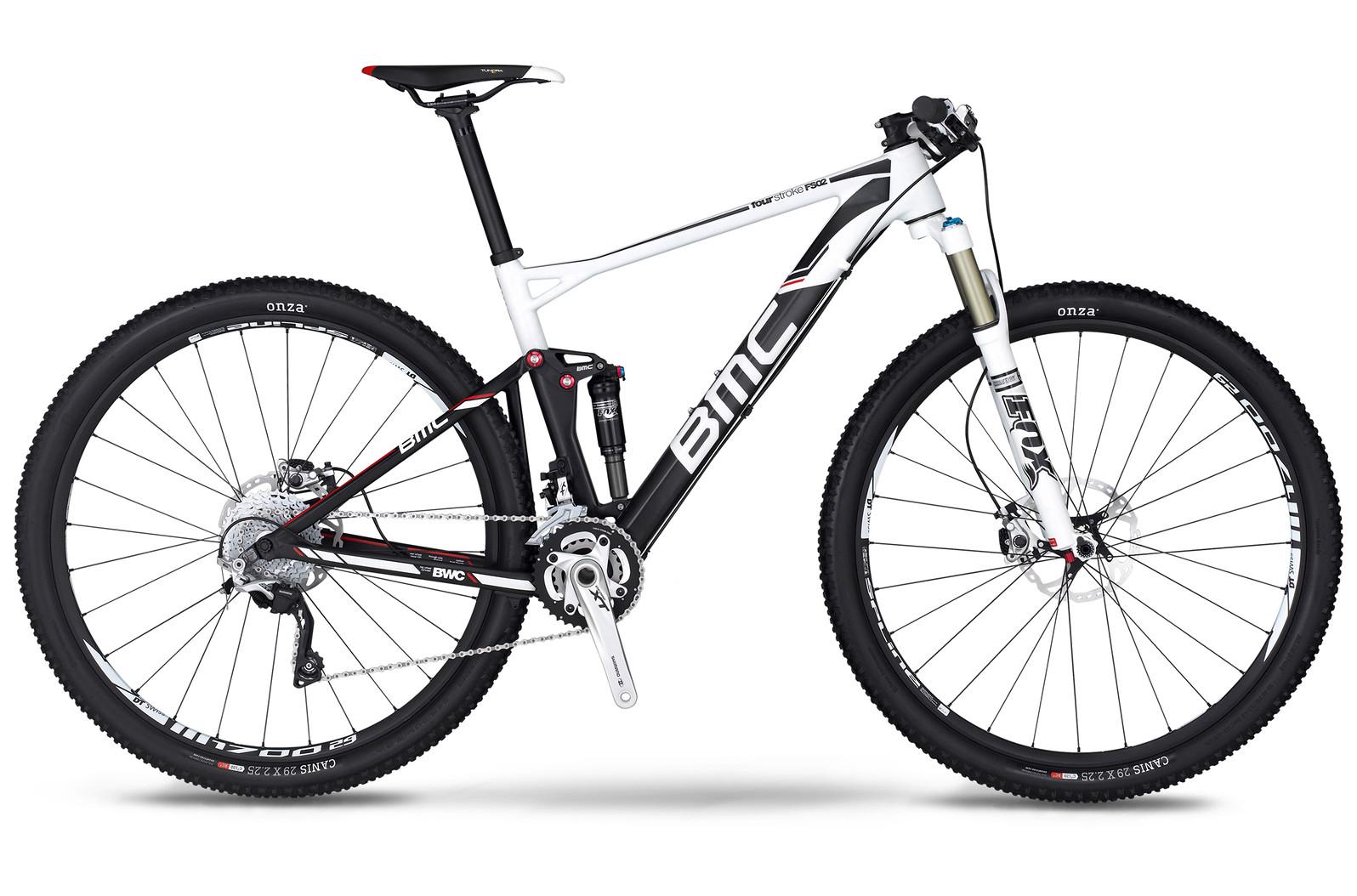 bike - 2014 BMC Fourstroke FS02 29