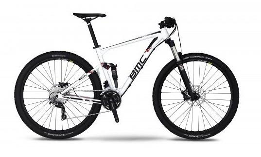bike - 2014 BMC Fourstroke FS03 29 with Deore