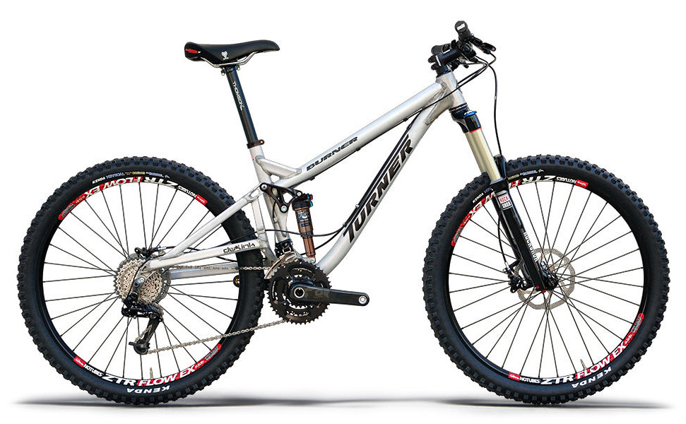 Bike - Turner Burner Ver. 3.0 - Raw