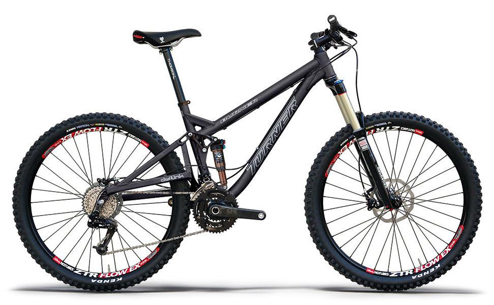 Bike - Turner Burner Ver. 3.0  - Anodised Black