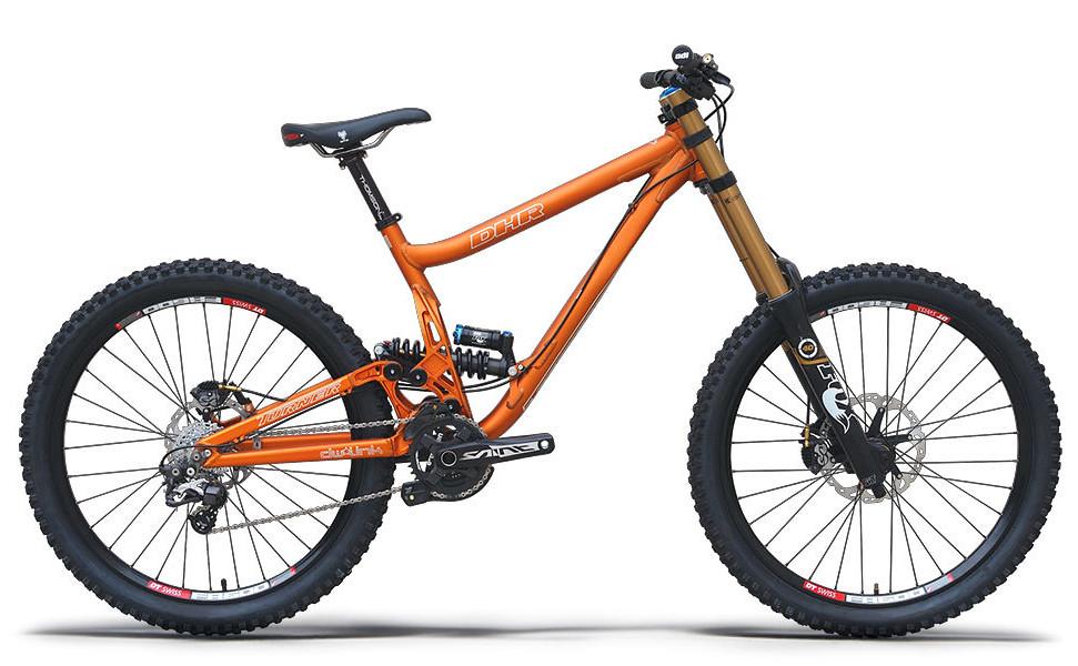 Bike - Turner DHR Ver. 5.0 Pro - Ano Orange