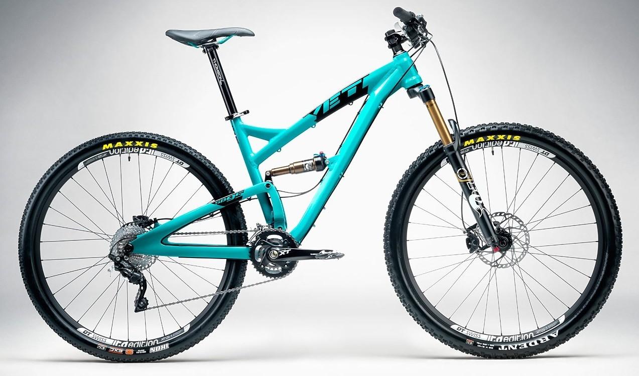 Bike - Yeti SB95 - Turquoise