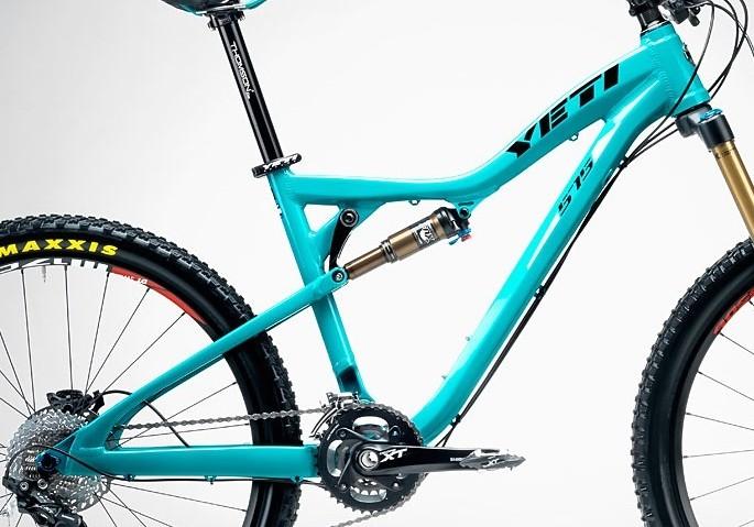 Frame - Yeti 575 - Turquoise