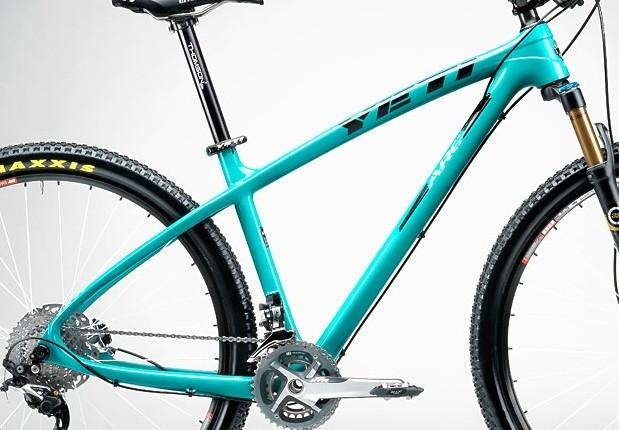 Frame - Yeti ARC Carbon - Turquoise