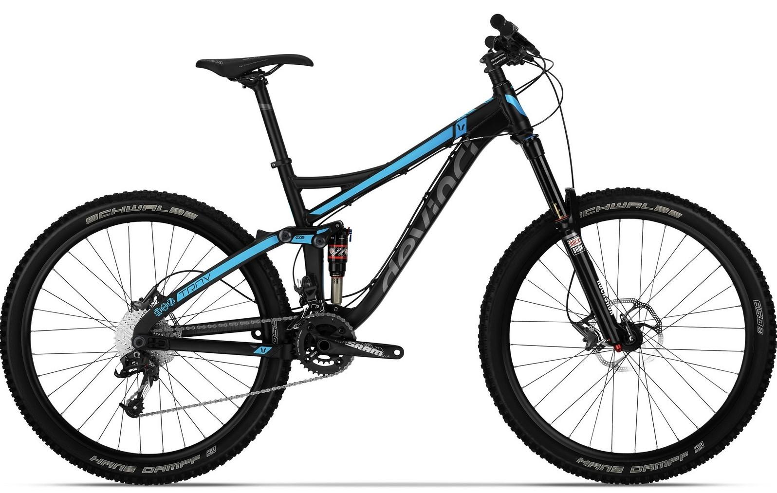 Bike - 2014 Devinci Troy XP