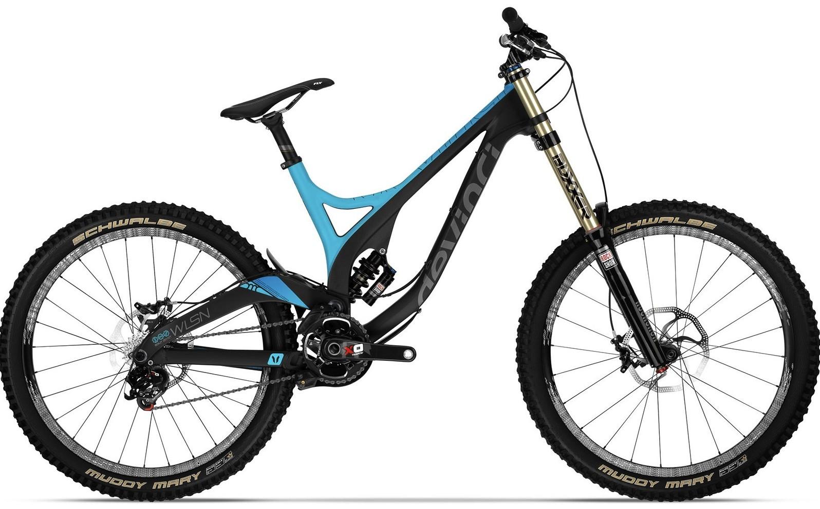 Bike - 2014 Devinci Wilson Carbon SL