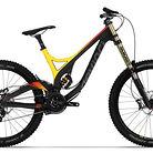2014 Devinci Wilson Carbon RC Bike