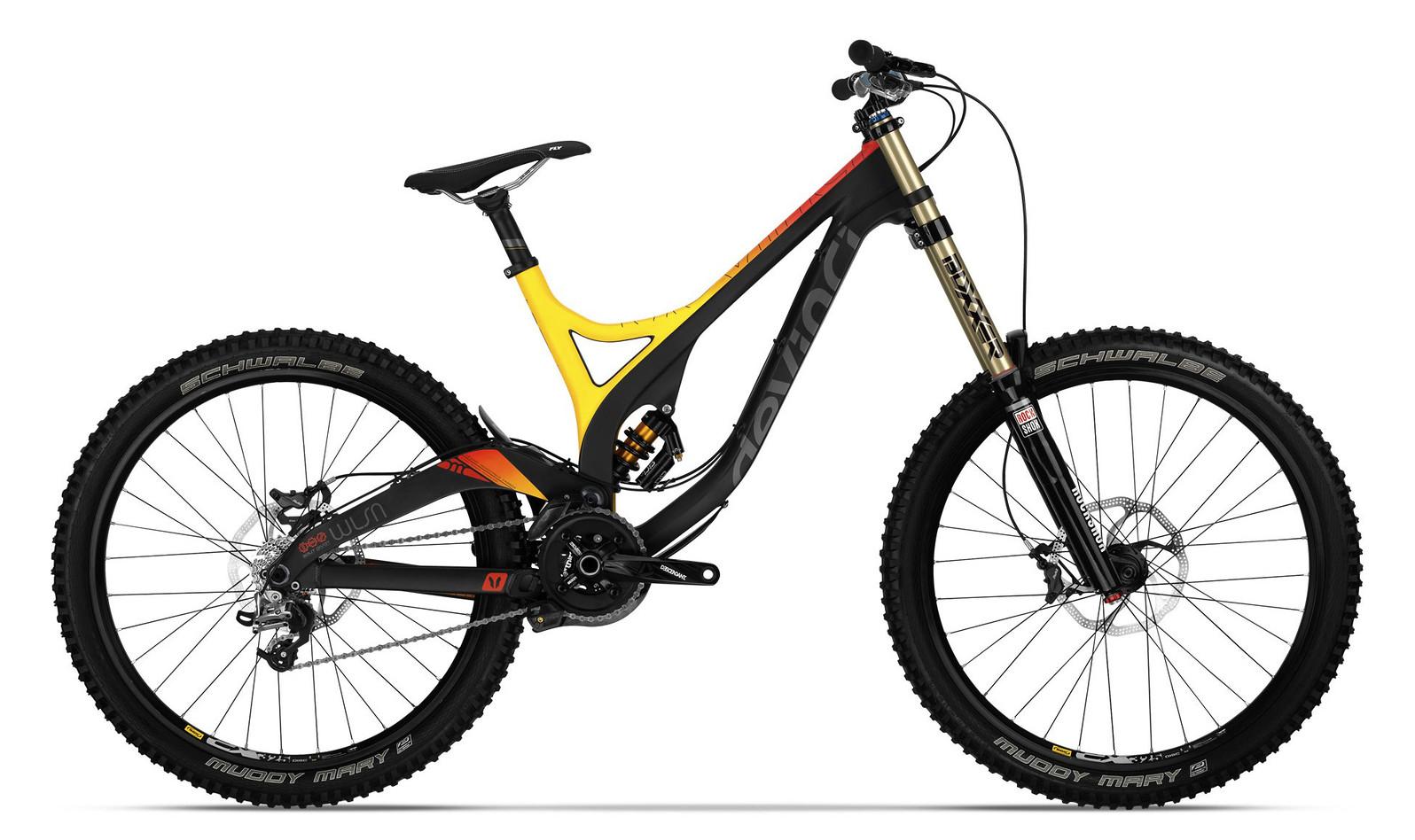 Bike - 2014 Devinci Wilson Carbon RC