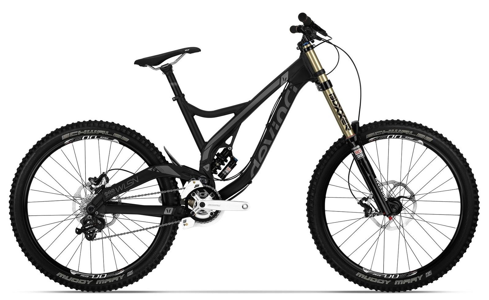 Bike - 2014 Devinci Wilson XP