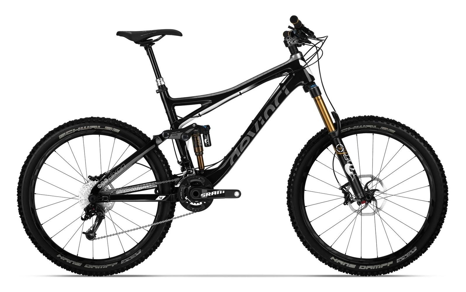 Bike - 2014 Devinci Dixon Carbon RR