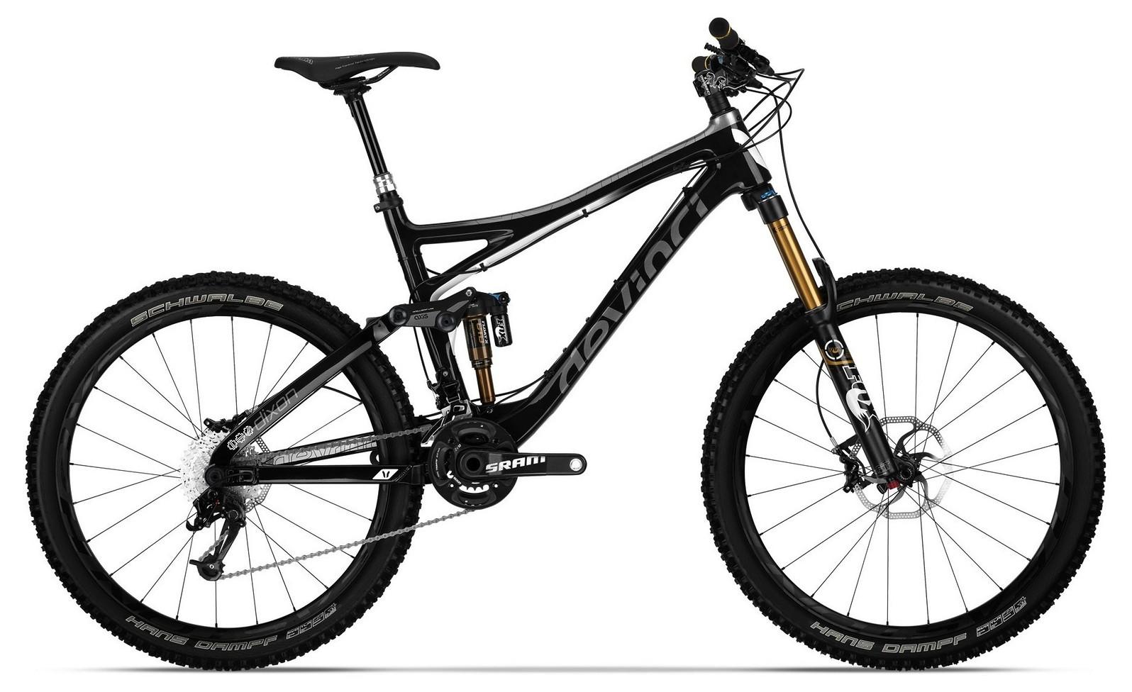 Bike - 2014 Devinci Dixon Carbon RR 2x10