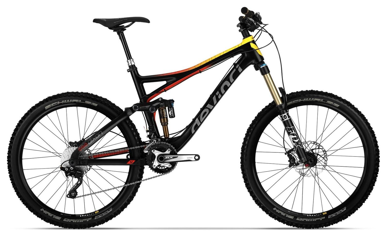 Bike - 2014 Devinci Dixon Carbon RXS