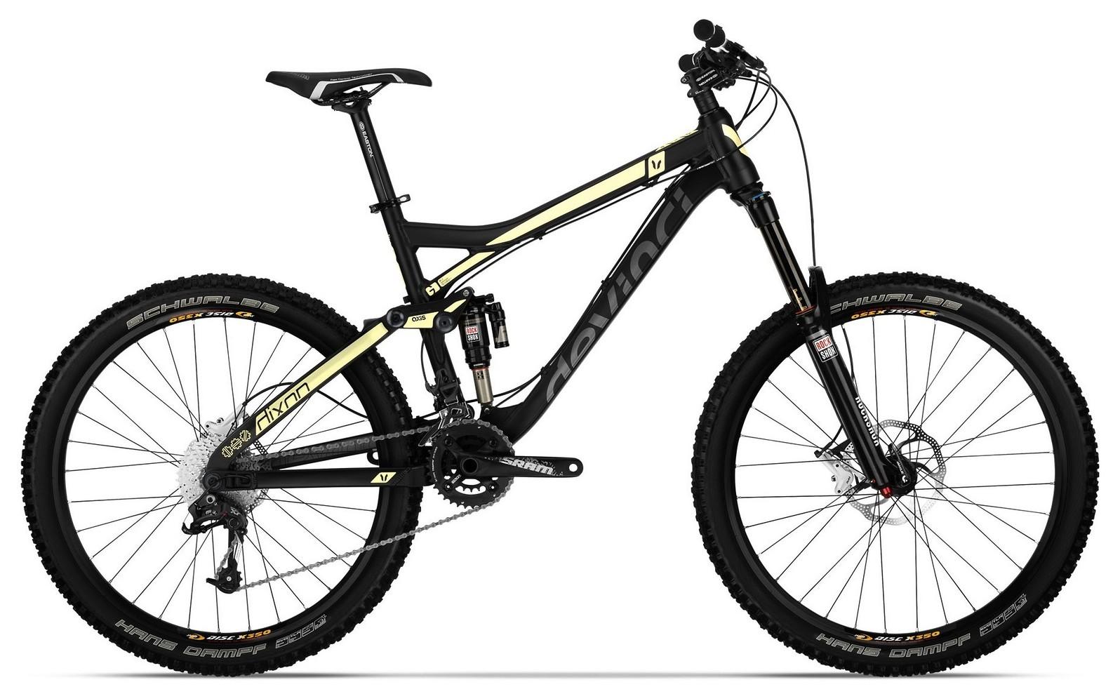 Bike - 2014 Devinci Dixon RS