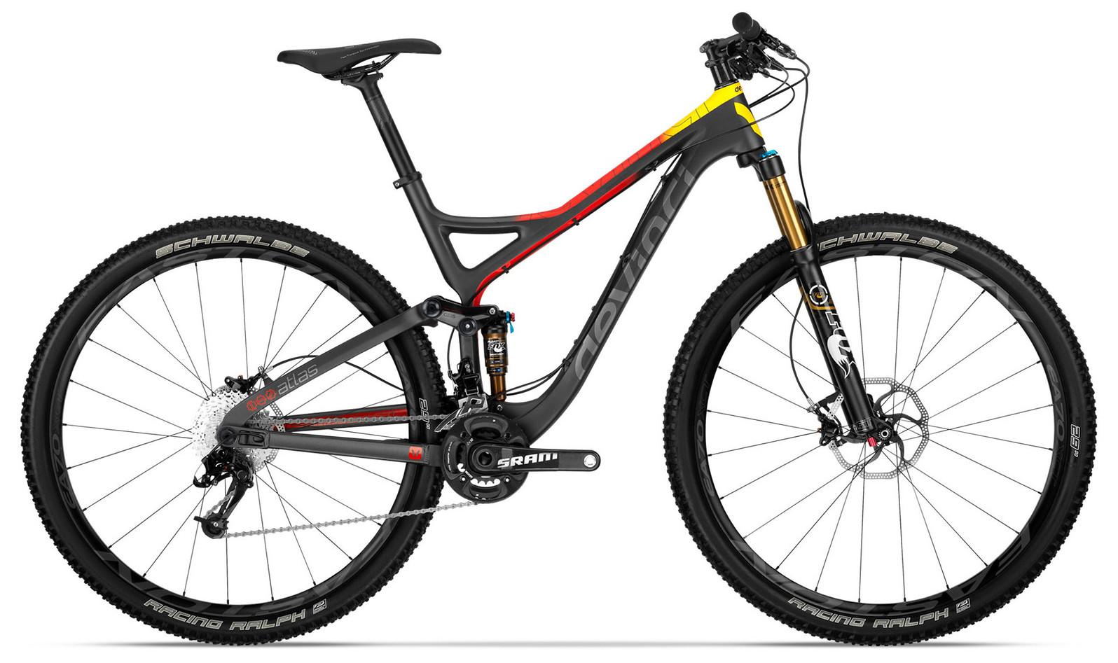 Bike - 2014 Devinci Atlas Carbon SL