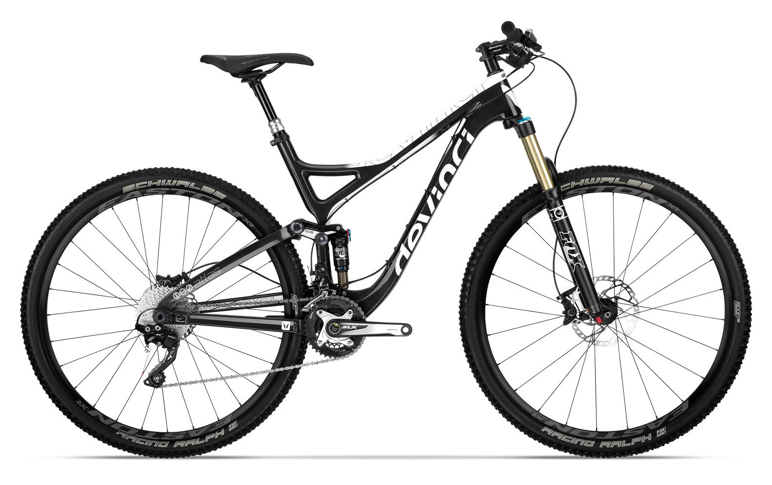 Bike - 2014 Devinci Atlas Carbon RX