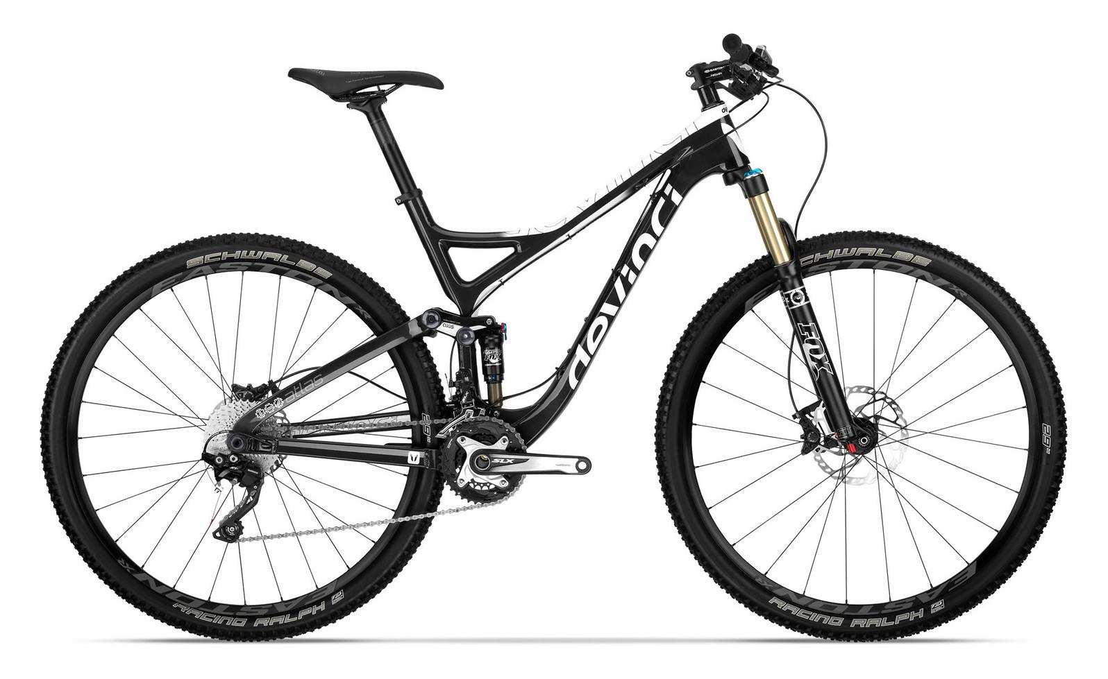 Bike - 2014 Devinci Atlas Carbon RC