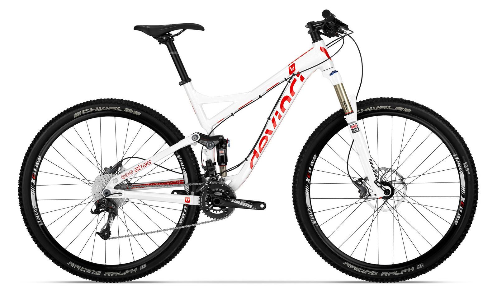 Bike - 2014 Devinci Atlas XP