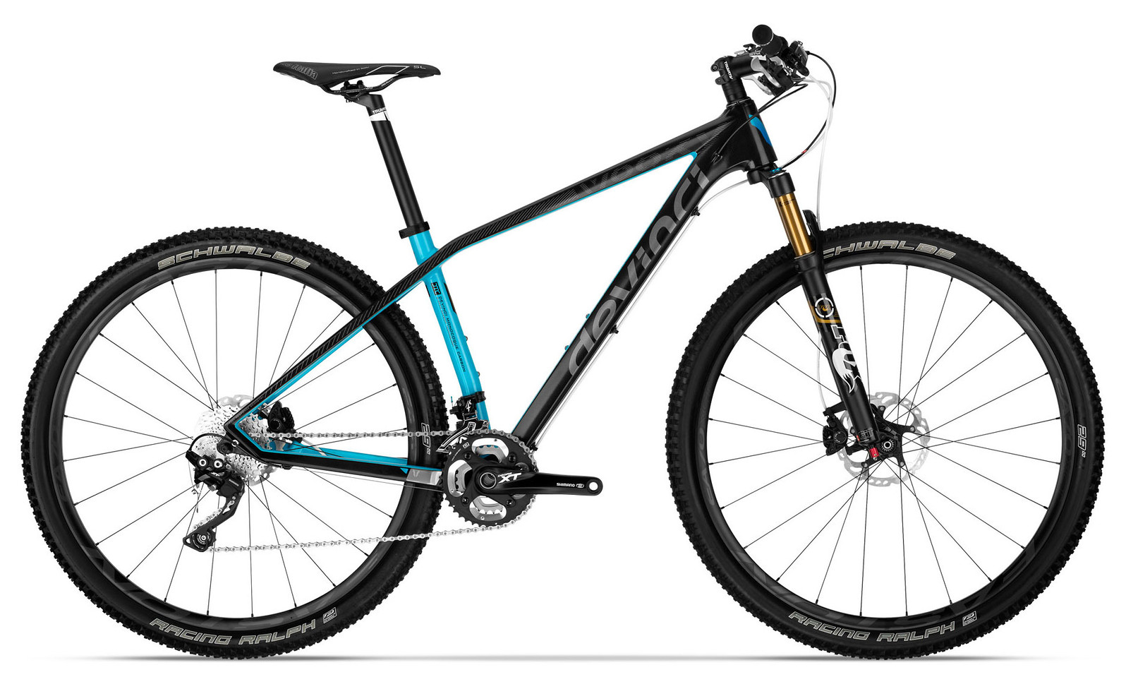 Bike - 2014 Devinci Wooky Carbon SL