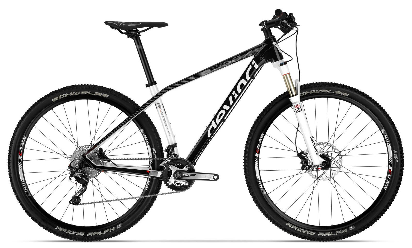 Bike - 2014 Devinci Wooky Carbon RC