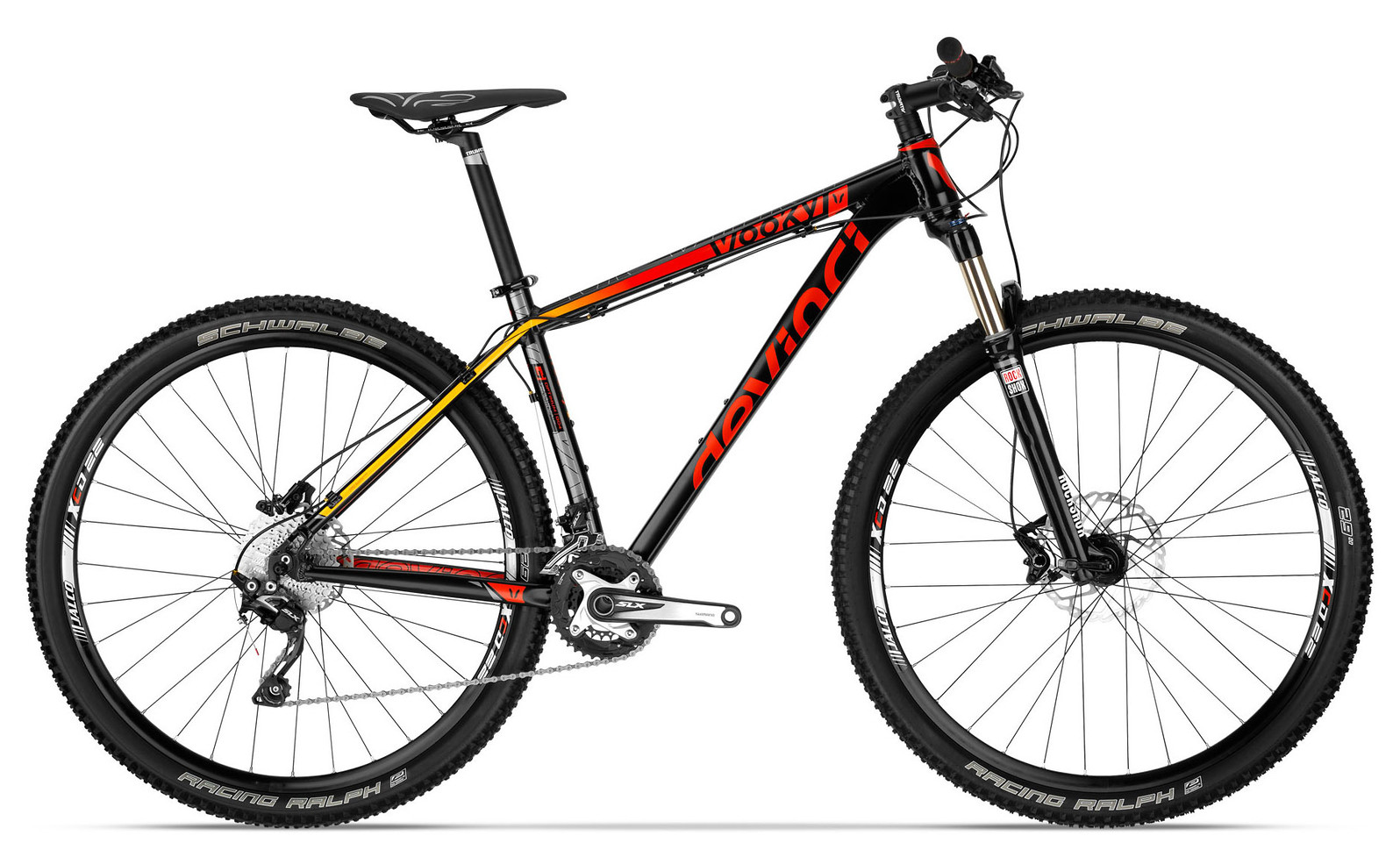 Bike - 2014 Devinci Wooky XP