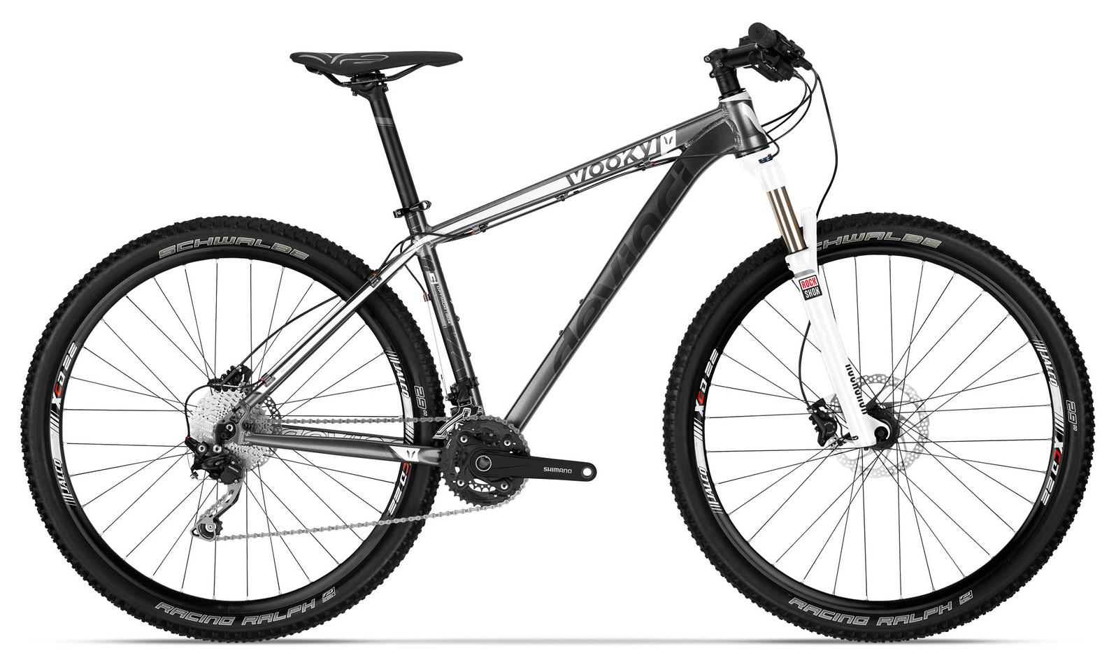 Bike - 2014 Devinci Wooky S