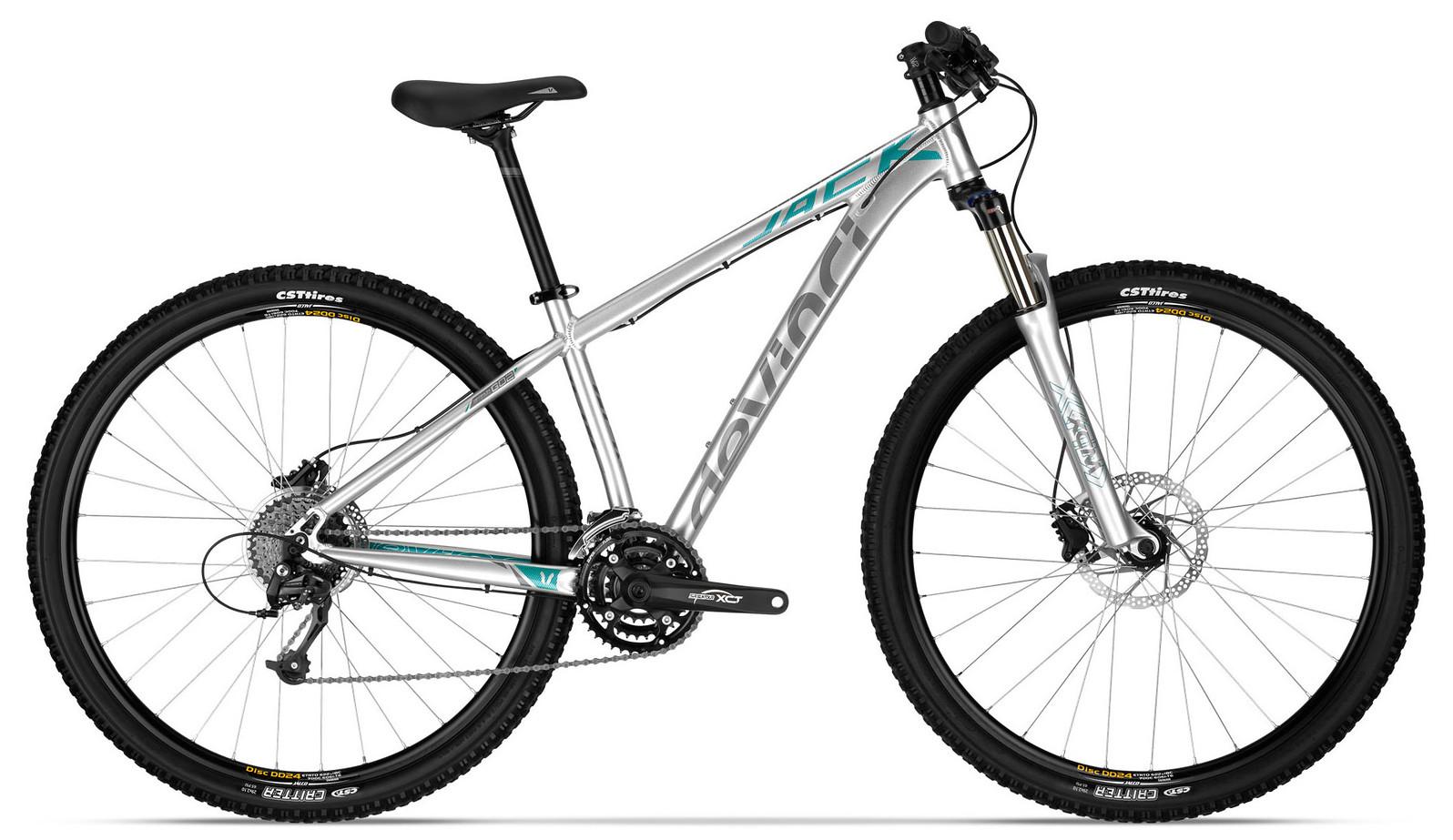 Bike - 2014 Devinci Jack RC WF