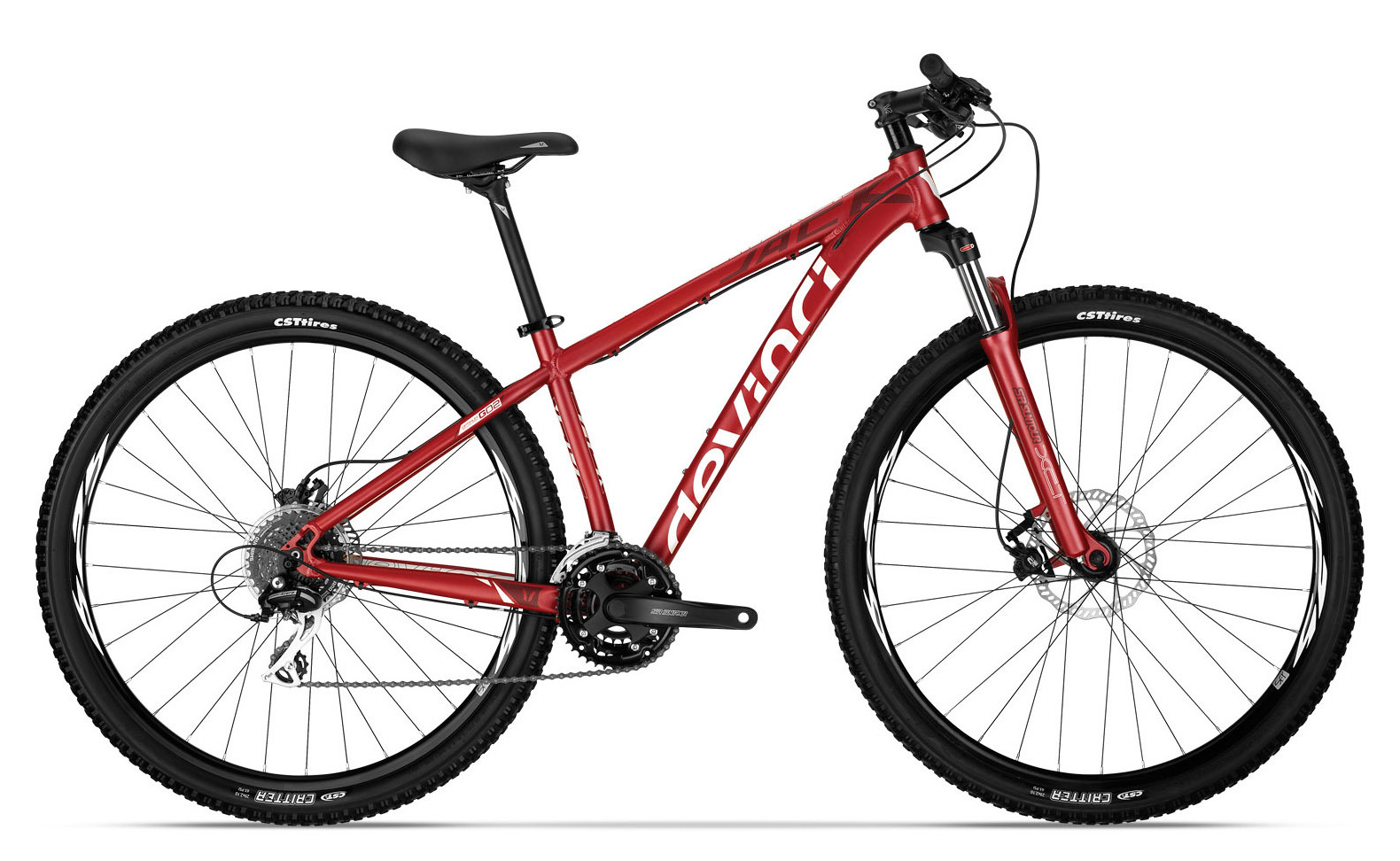 Bike - 2014 Devinci Jack XP WF