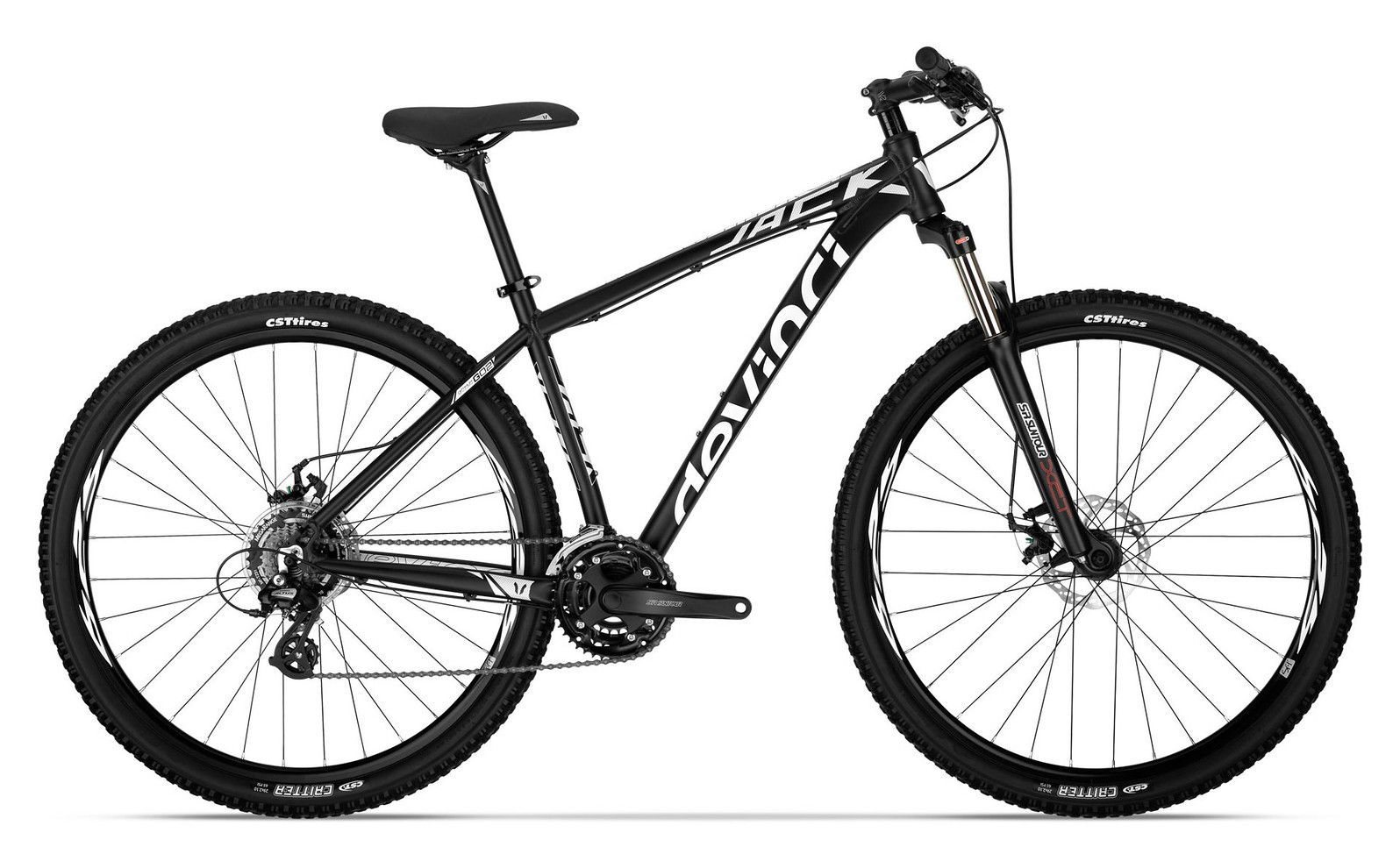 Bike - 2014 Devinci Jack S