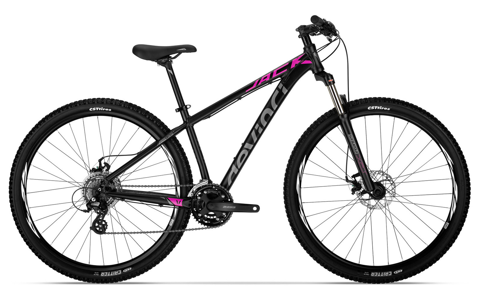 Bike - 2014 Devinci Jack S WF