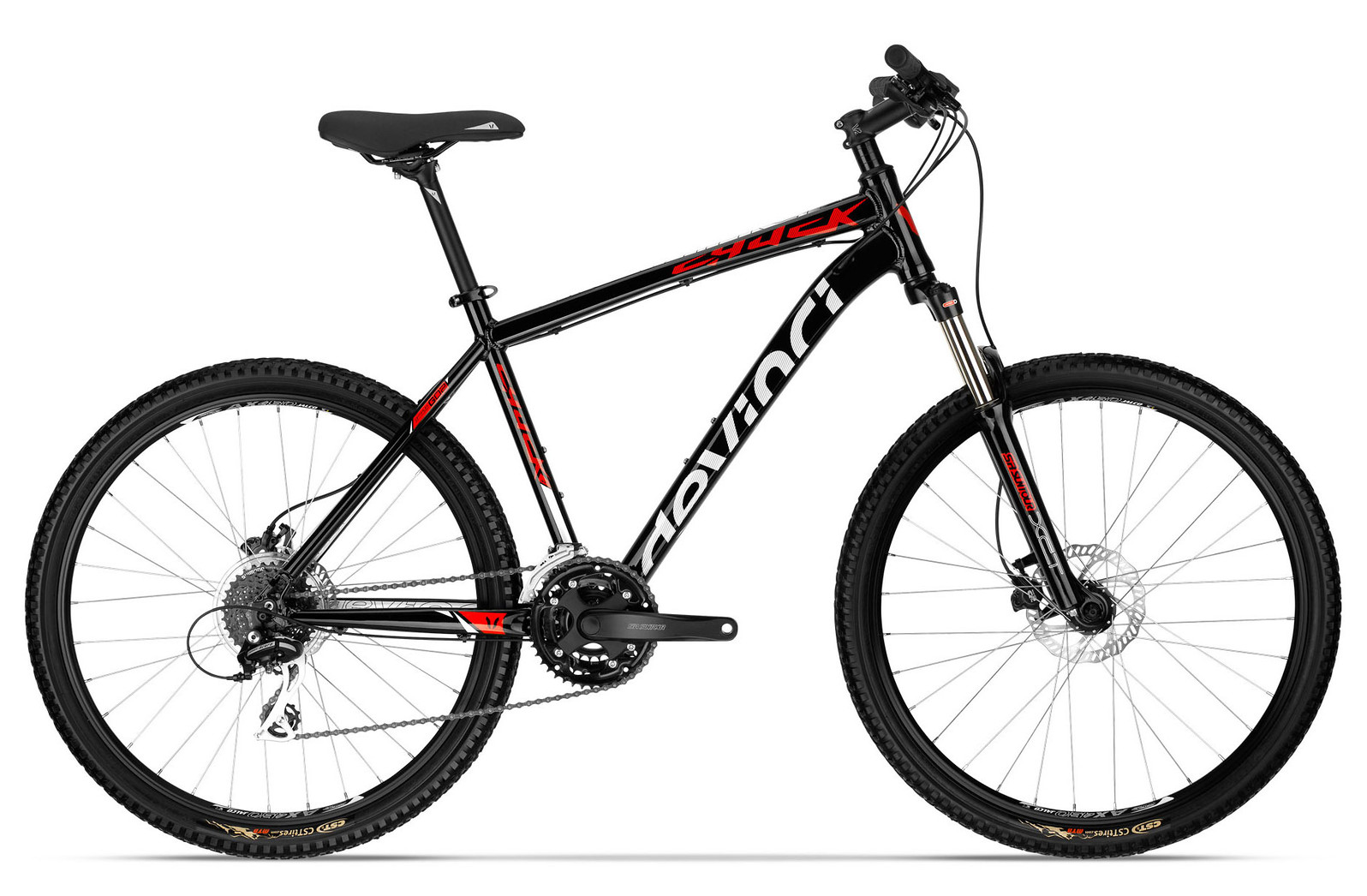 Bike - 2014 Devinci Chuck XP