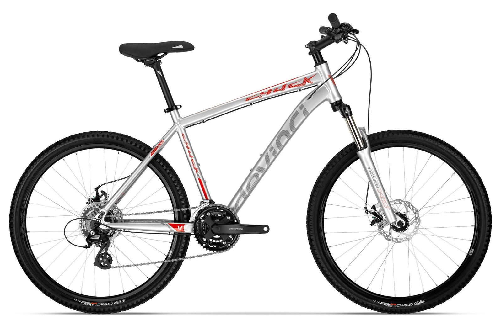 Bike - 2014 Devinci Chuck S - Silver