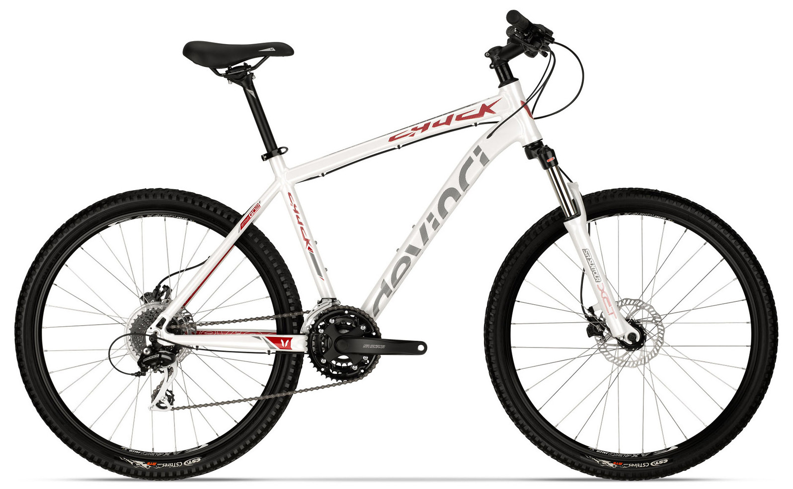 Bike - 2014 Devinci Chuck XP WF
