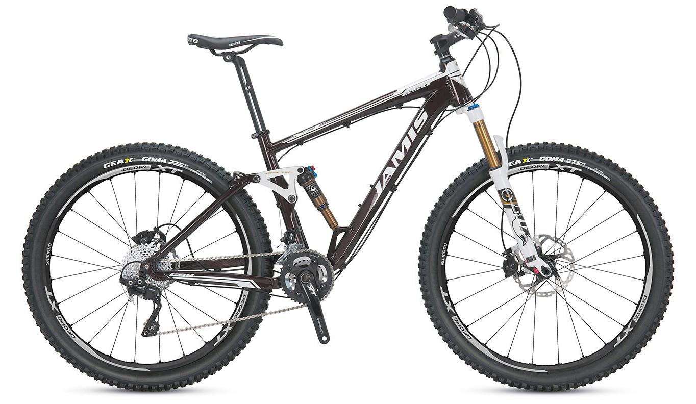 bike - 2014 Jamis Dakar XCT 650 Pro
