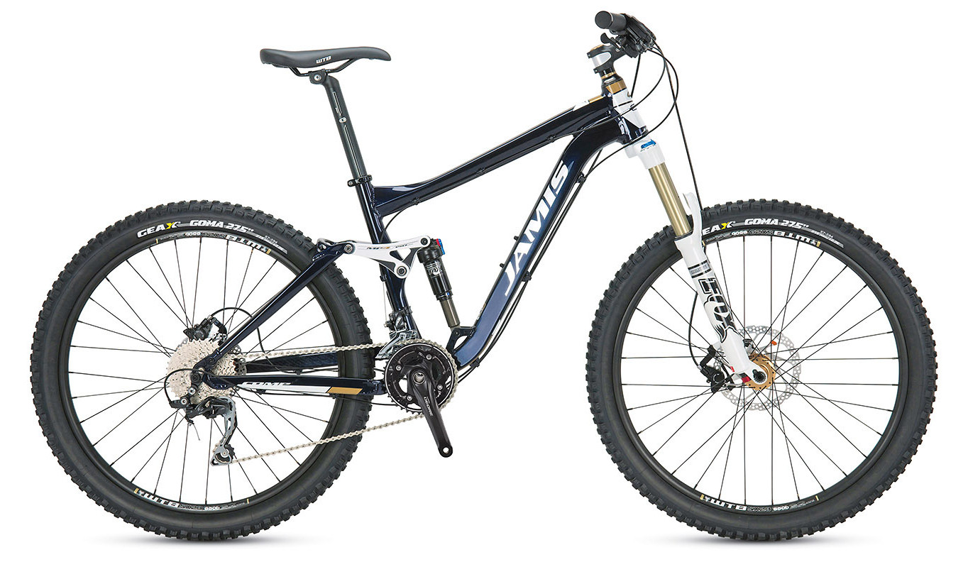 bike - 2014 Jamis Dakar AMT 650 Comp