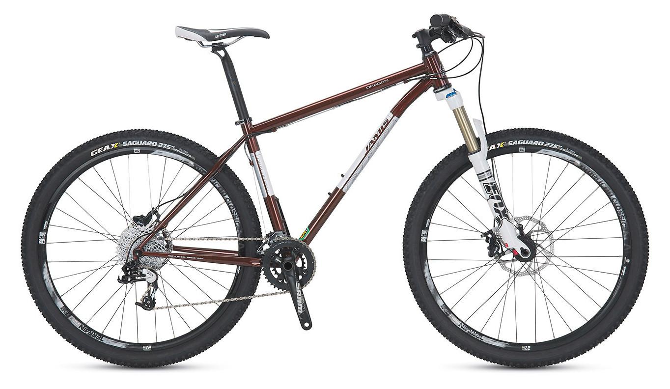 bike - 2014 Jamis Dragon 650 Pro