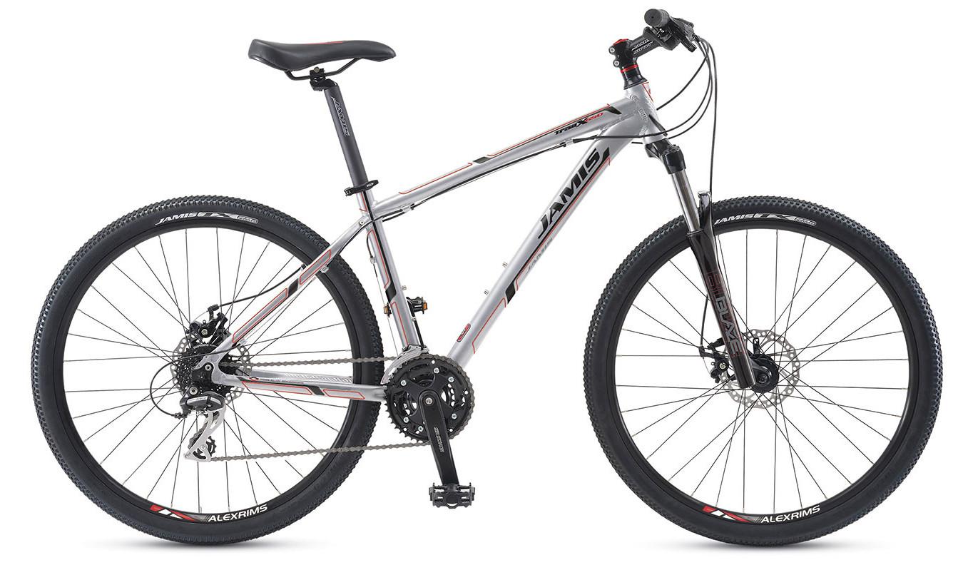bike - 2014 Jamis Trail X 650
