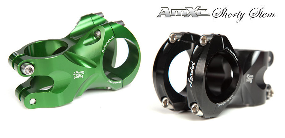 Loaded Precision AmXC Shorty Stem ewb-530b9f0631177-shorty_banner