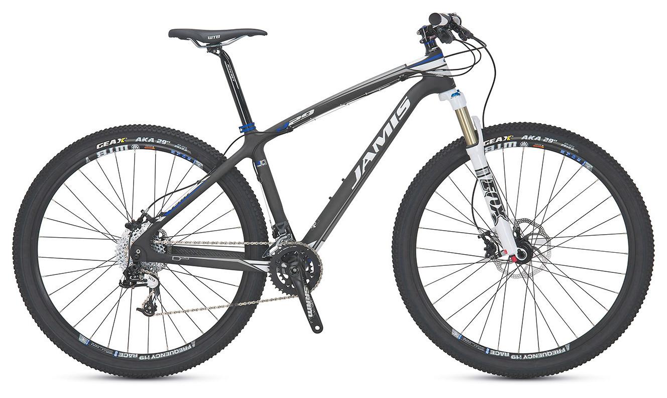 bike - 2014 Jamis Dakota D29 Pro
