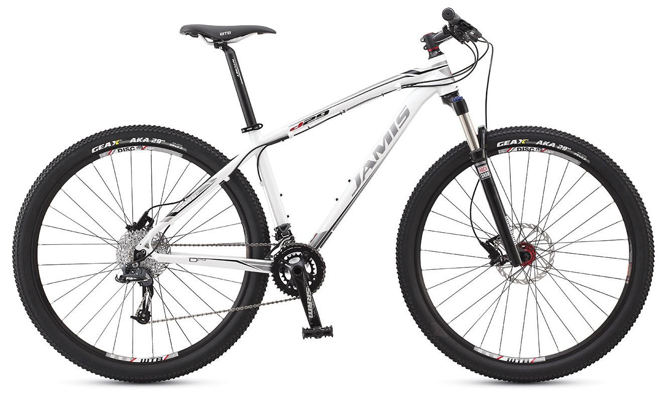 bike - 2014 Jamis Dakota D29 Comp