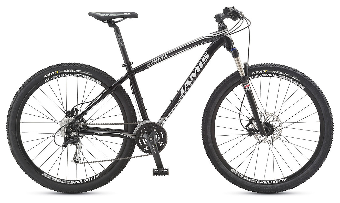 bike - 2014 Jamis Dakota D29 Sport