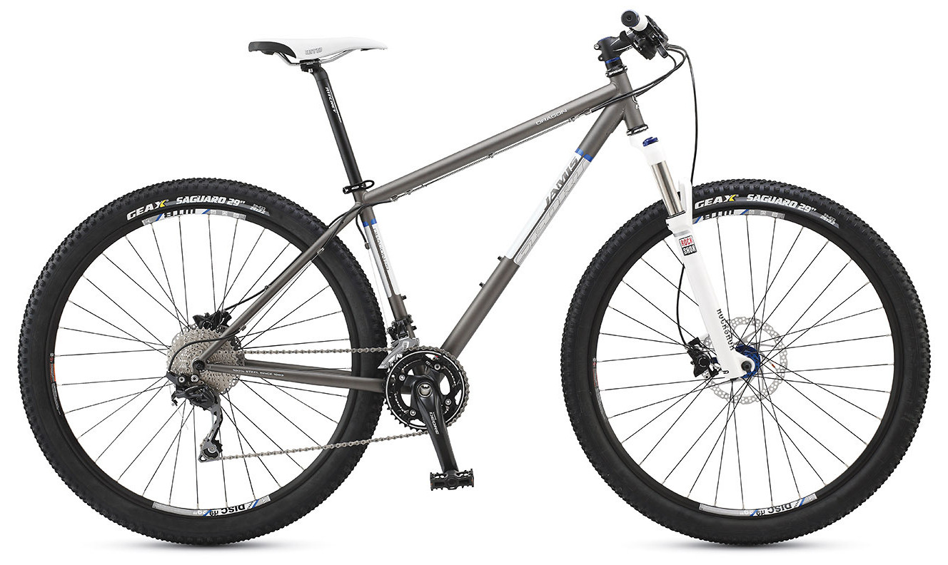 bike - 2014 Jamis Dragon 29 Sport